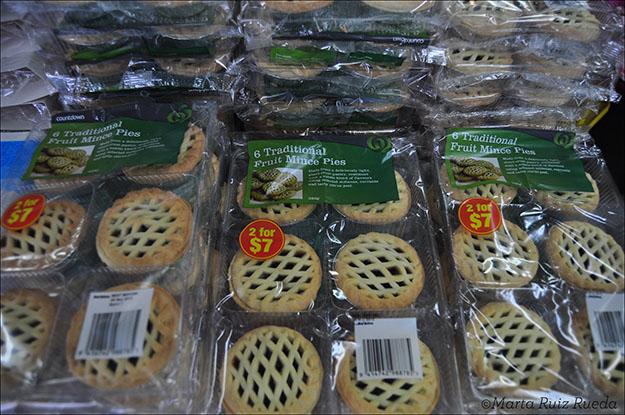 Christmas Mince Pies del supermercado