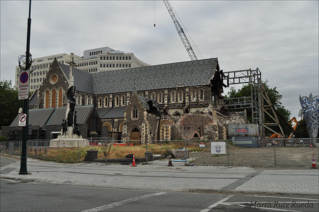 Catedral de Christchurch