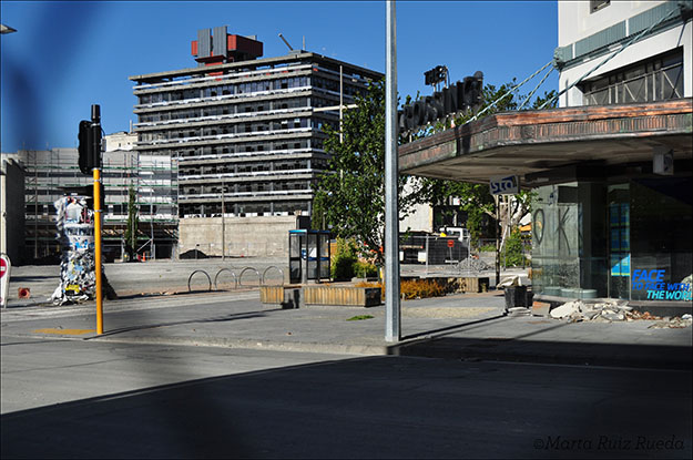 Zona de Charme Mall precintada
