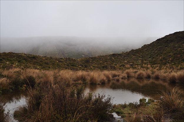 Mangatepopo valley, inicio de la travesía