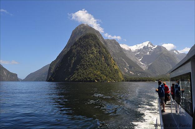 Dejando atrás los fiordos
