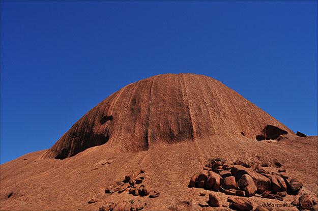 Saliente de Uluru