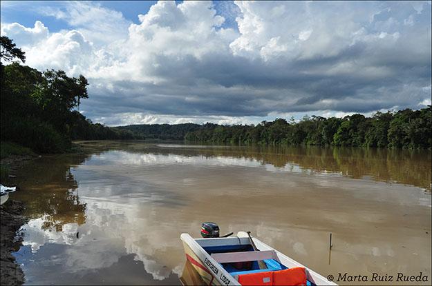 Río Kinabatangan
