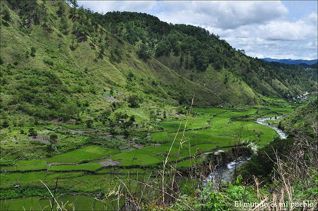 Paisajes de la región de la Cordillera