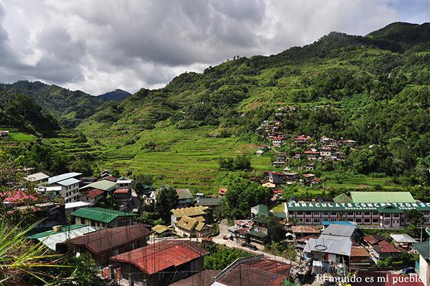 Banaue, un pueblo rodeado de arrozales